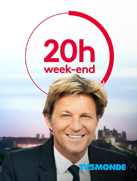 TV5MONDE - Journal 20H00 Week-end