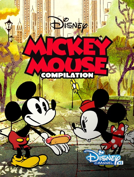Disney Channel +1 - Mickey Mouse compilations