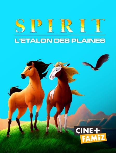 Ciné+ Famiz - Spirit, l'étalon des plaines