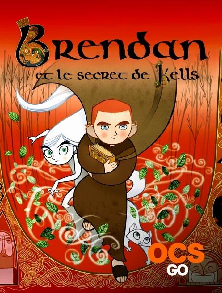 OCS Go - Brendan et le secret de Kells