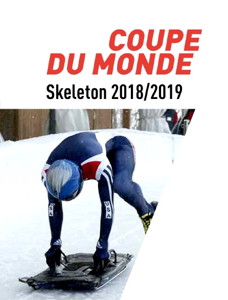 Coupe du monde de Skeleton 2018/2019