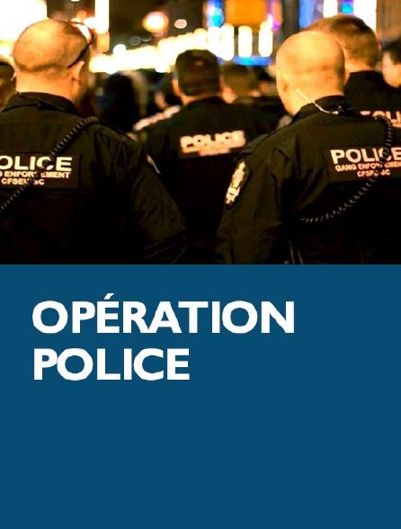 Opération police
