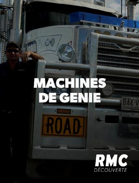 RMC Découverte - Machines de génie