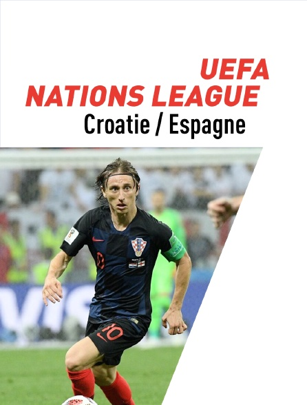 UEFA Nations League : Croatie / Espagne