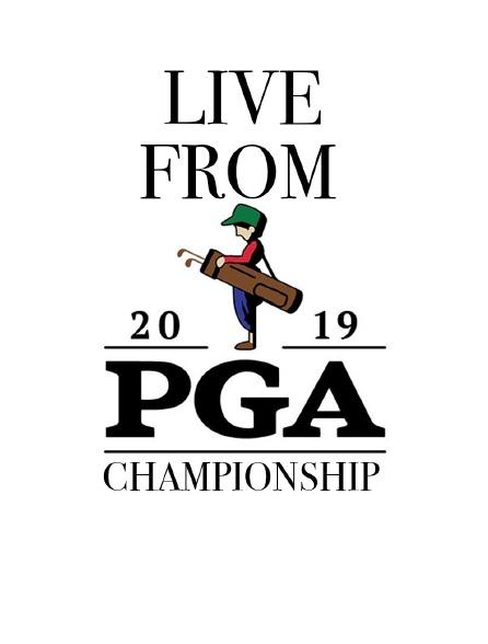 Live from PGA Championship 2019