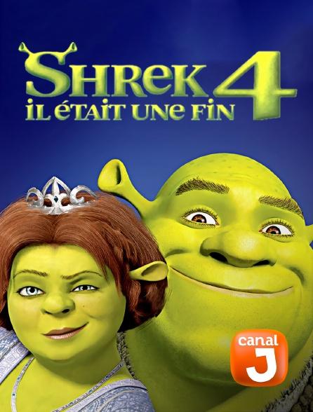Canal J - Shrek 4 : il était une fin