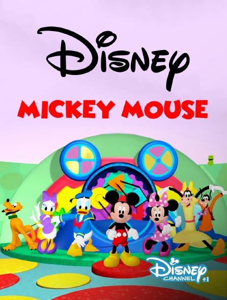Disney Channel +1 - Disney Mickey Mouse