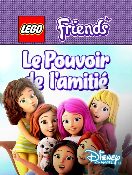 Disney Channel +1 - Friends : le pouvoir de l'amitié