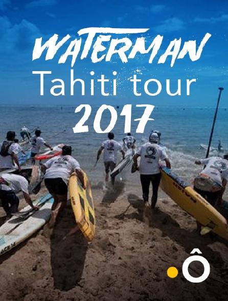 France Ô - Waterman Tahiti tour 2017