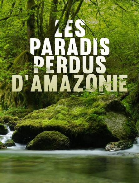 Les paradis perdus d'Amazonie