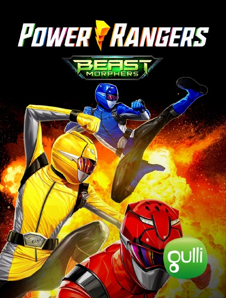 Gulli - Power Rangers Beast Morphers