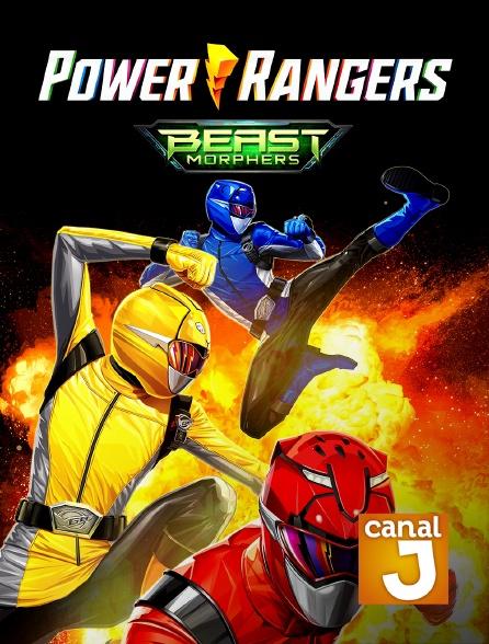 Canal J - Power Rangers Beast Morphers