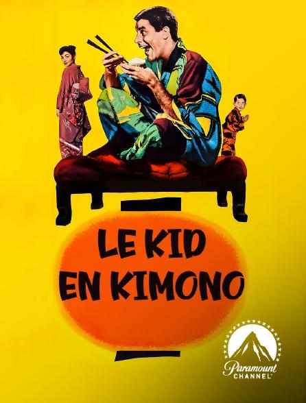 Paramount Channel - Le kid en kimono