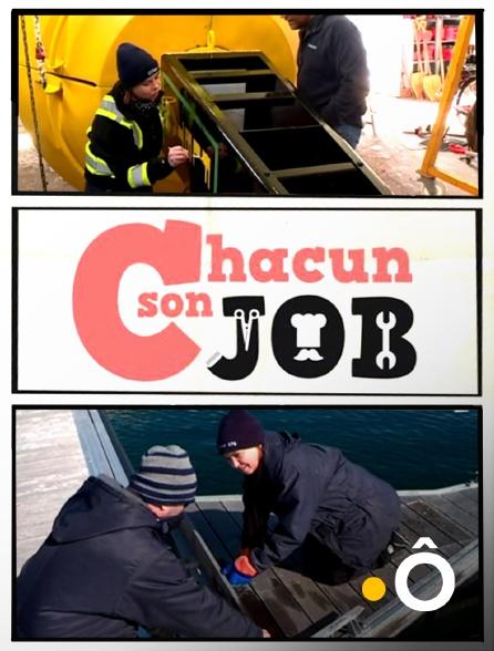 France Ô - Chacun son job