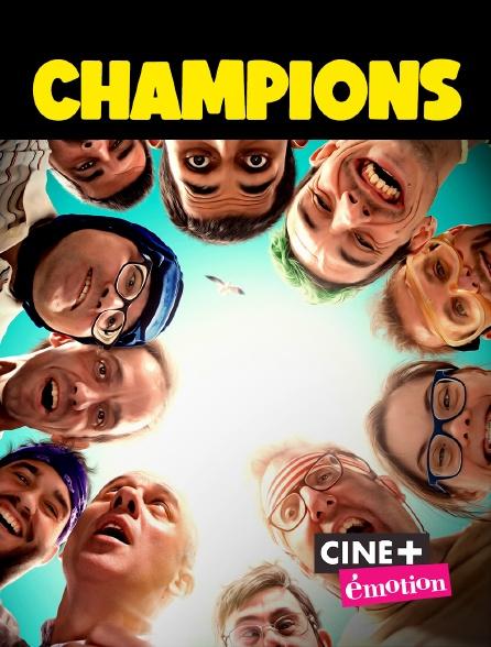 Ciné+ Emotion - Champions