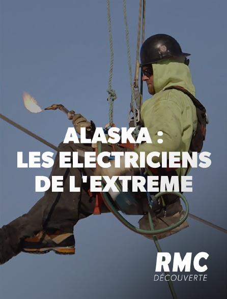 RMC Découverte - Alaska : les électriciens de l'extrême