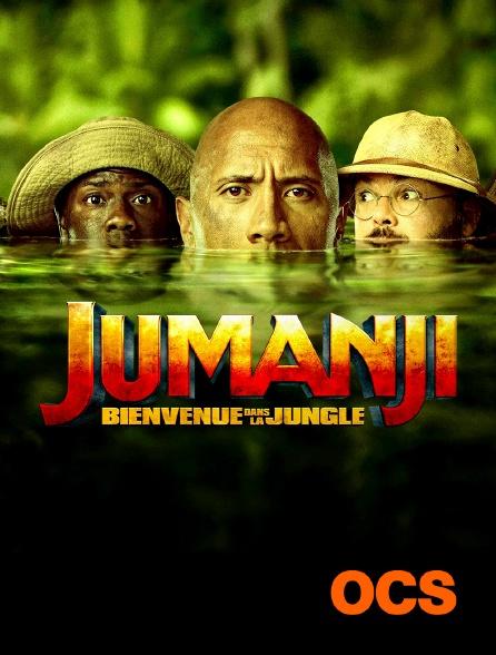 OCS - Jumanji : Bienvenue dans la jungle