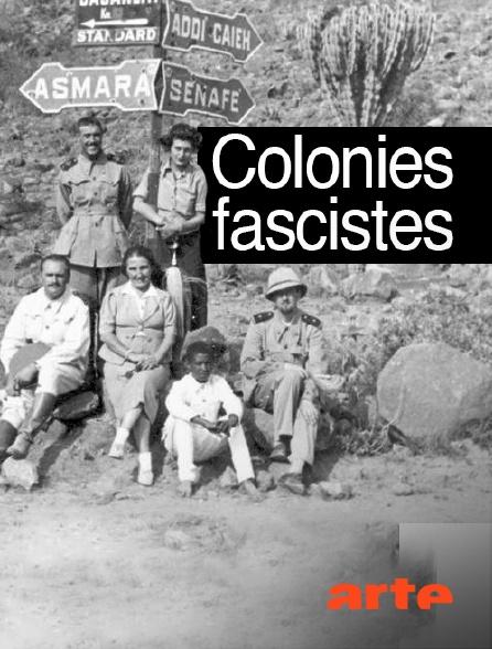 Arte - Colonies fascistes