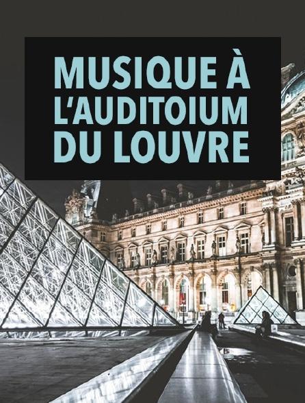 Musique à l'Auditorium du Louvre
