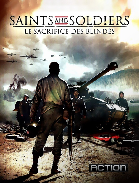 Action - Saints and Soldiers : le sacrifice des blindés