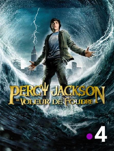 France 4 - Percy Jackson : le voleur de foudre