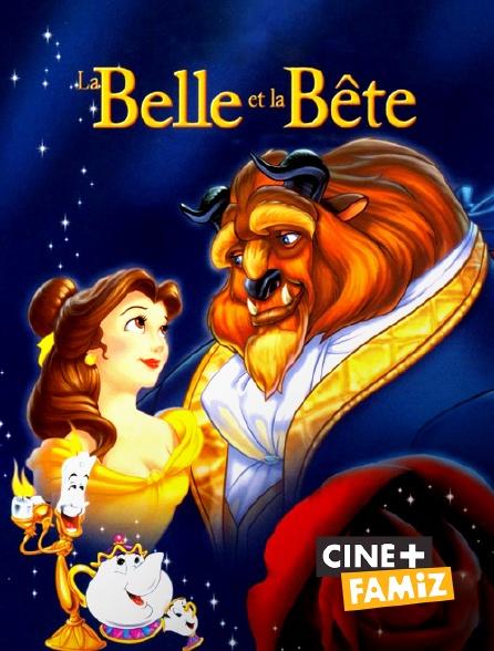 Ciné+ Famiz - La Belle et la Bête