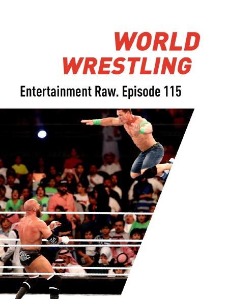World Wrestling Entertainment SmackDown NXT. Episode 115