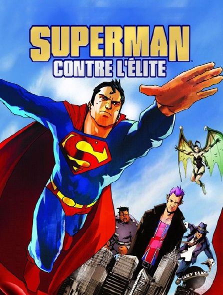 Superman contre l'Elite