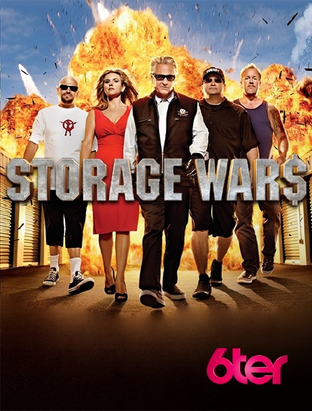 6ter - Storage Wars : enchères surprises