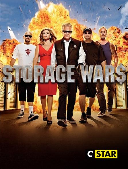 CSTAR - Storage Wars : enchères surprises
