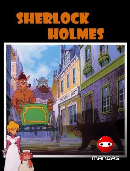 Mangas - Sherlock Holmes