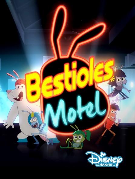 Disney Channel - Bestioles Motel