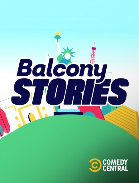 Comedy Central - Balcony Stories