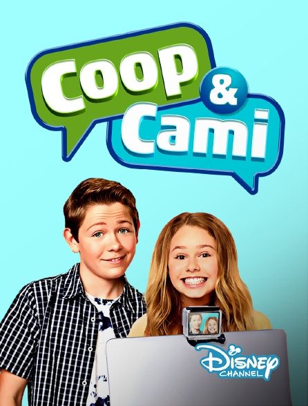 Disney Channel - Coop and Cami
