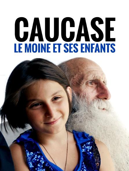 Caucase, le moine et ses enfants