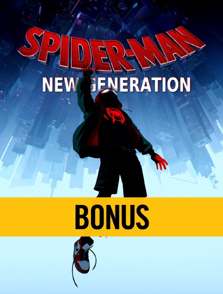 Spider-Man : New Generation : bonus