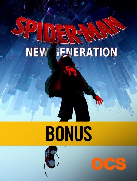 OCS - Spider-Man : New Generation : bonus