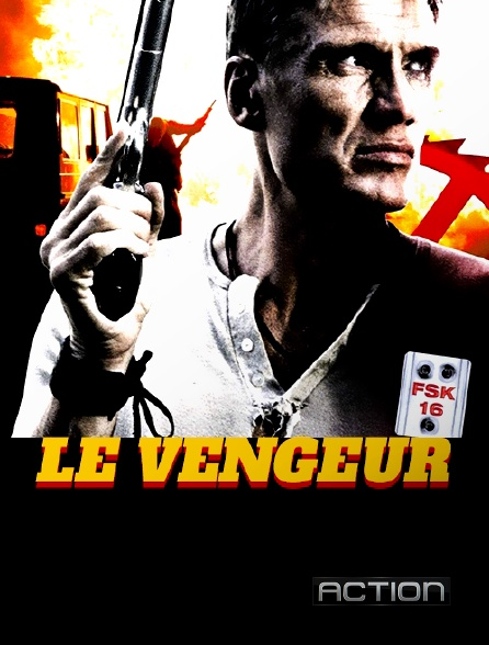 Action - Le vengeur en replay