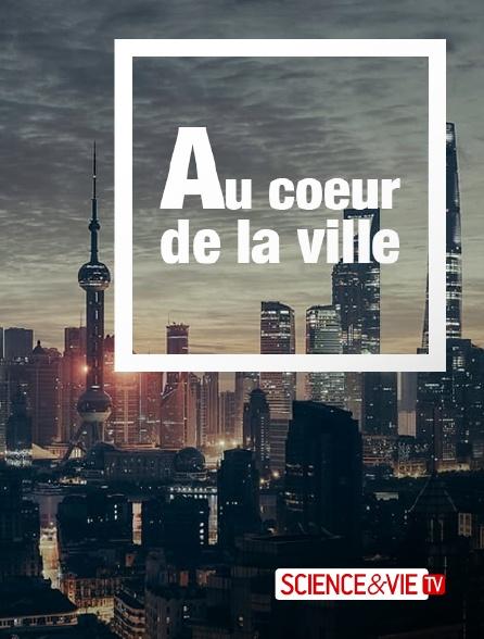 Science et Vie TV - Au coeur de la ville