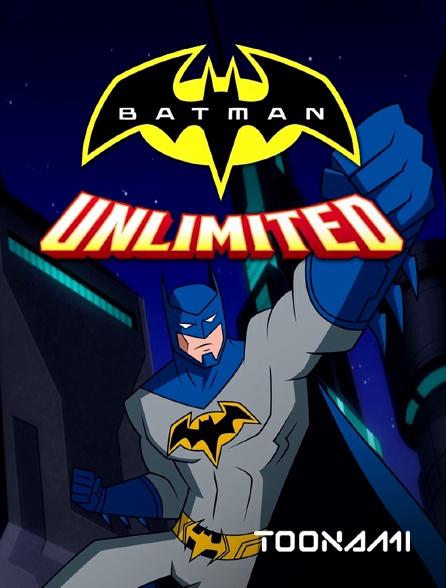 Toonami - Batman unlimited