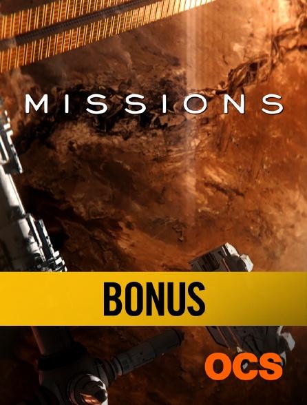 OCS - Missions Saison 2 : Bonus
