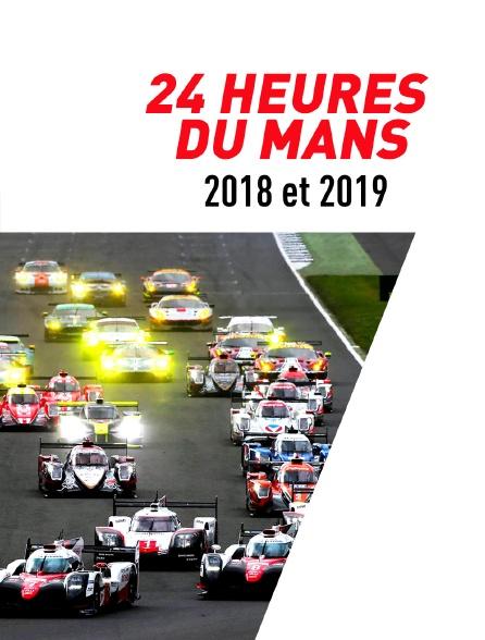 24 heures du Mans 2018 et 2019