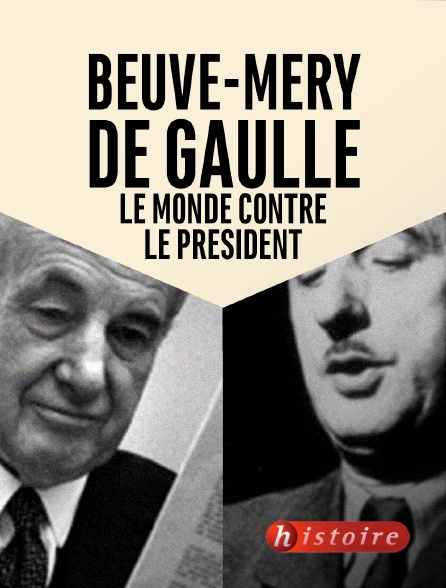 Histoire - Beuve-Méry / De Gaulle, Le Monde contre le président