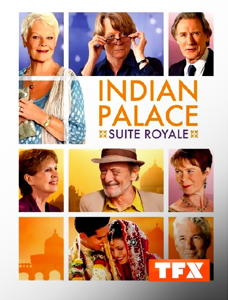 TFX - Indian Palace : suite royale