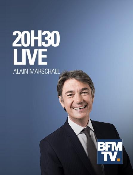 BFM TV - Le 20H30 Live