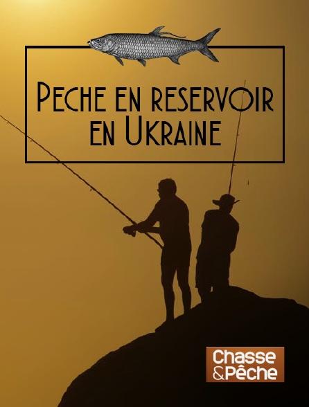 Chasse et pêche - Pêche en réservoir en Ukraine
