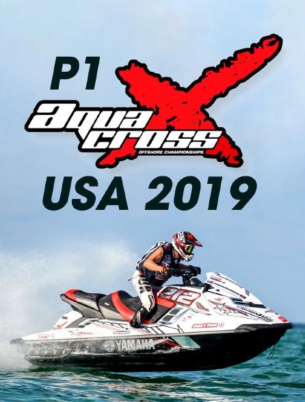 P1 USA 2019 Aquax