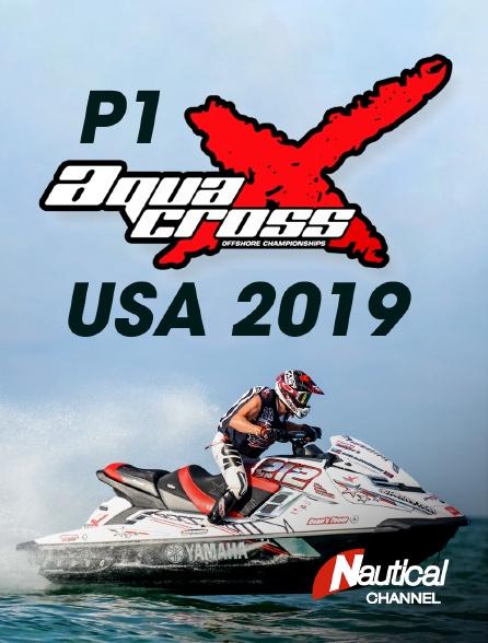 Nautical Channel - P1 USA 2019 Aquax