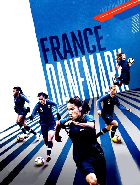 Match de préparation à la Coupe du monde féminine : France / Danemark