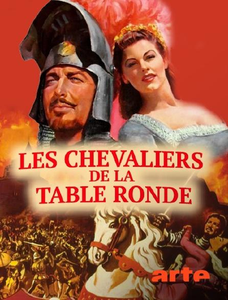 Arte - Les chevaliers de la Table ronde